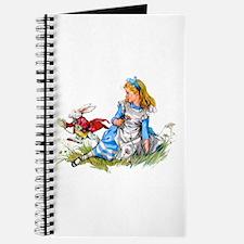 ALICE & THE RABBIT Journal