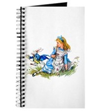 ALICE & THE RABBIT Journal
