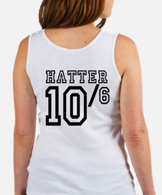 Team Wonderland: Mad Hatter Women's Tank Top