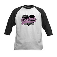 World's Coolest Big Sister Tee