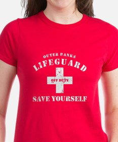 Outer Banks Lifeguard Off Duty Save Yourself Women