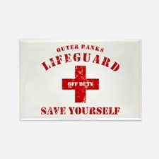 Outer Banks Lifeguard Off Duty Save Yourself Recta