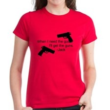 I'll Get the Guns - Jack / Tee