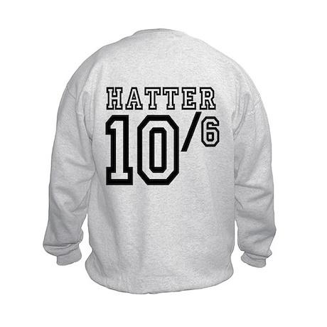 Team Wonderland: Mad Hatter Kids Sweatshirt