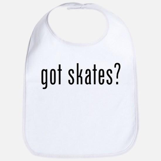 got skates Bib