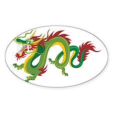 Angry Dragon Decal