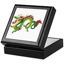 Angry Dragon Keepsake Box