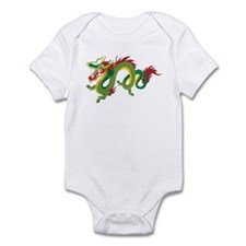 Angry Dragon Infant Bodysuit
