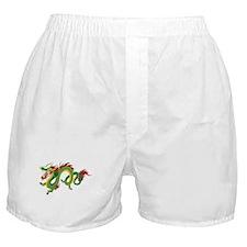 Angry Dragon Boxer Shorts