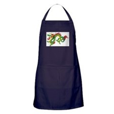 Angry Dragon Apron (dark)