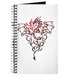 Fire Breathing Tattoo Dragon Journal