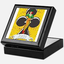 Joker Tattoo Keepsake Box