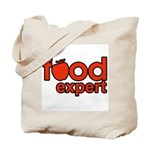 Food Expert Tote Bag