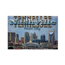 nashvillepostcardCROP Magnets