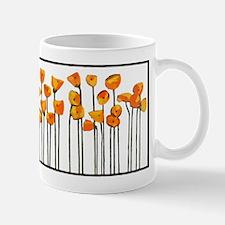 poppies (design 4) Mug
