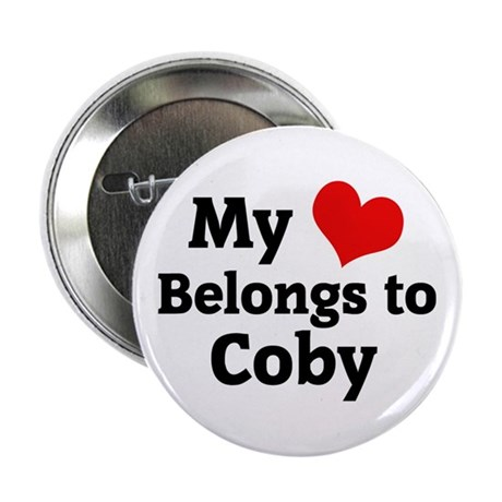 My Heart: Coby Button