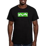 GRANDPA Men's Fitted T-Shirt (dark)