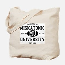 Property of Miskatonic University Tote Bag