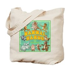 Mammal Mambo Tote Bag