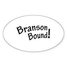 Branson Bound! Decal