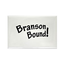 Branson Bound! Rectangle Magnet