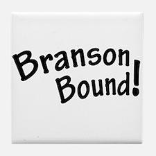 Branson Bound! Tile Coaster