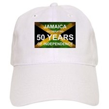 Jamaica 50th Anniversary Baseball Cap