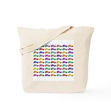 Renault 4-Play Tote Bag