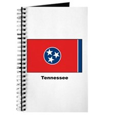 Tennesee State Flag Journal