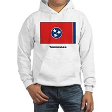 Tennesse State Flag (Front) Hoodie