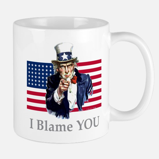Uncle Blame Mug