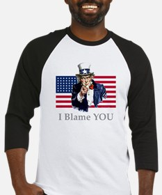 Uncle Blame Baseball Jersey