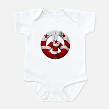 District of Columbia Infant Bodysuit