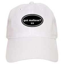 Got Maltese? Baseball Cap