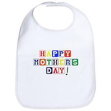 Happy Mother's Day Bib