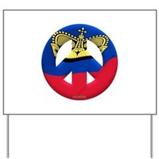 Liechtenstein Yard Sign
