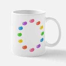 12 Jellybeans Mug Mugs