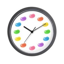 12 jellybeans Wall Clock