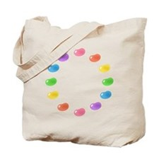 12 jellybeans Tote Bag