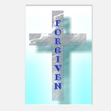 FORGIVEN Postcards (Package of 8)
