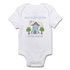 No Place Like Home (Abuelita) Infant Bodysuit