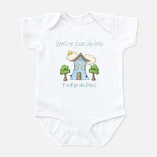 No Place Like Home (Abuelita) Infant Bodysuit