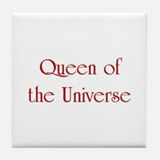Queen of Universe Tile Coaster