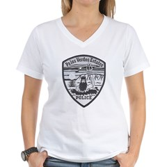 Palos Verdes Estates Police Shirt