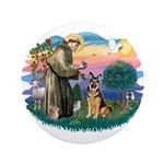 St. Fran #2/ German Shepherd (w) 3.5