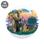 St. Fran #2/ German Shepherd (w) 3.5