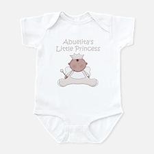 Abuelita's Little Princess Infant Bodysuit