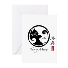 20-PACK! Tao of Meow: Cards & Envelopes