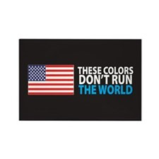 These Colors Rectangle Magnet (10 pack)