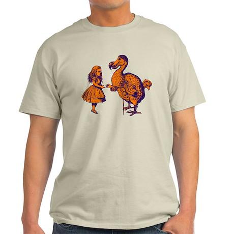 Alice and Dodo Purple Orange Light T-Shirt